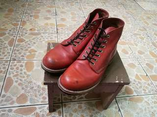 Red Wing 8166 Resole