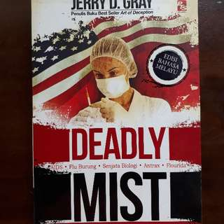Deadly Mist By Jerry D. Gray