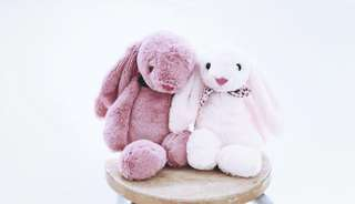 Inspired jellycat bunnies
