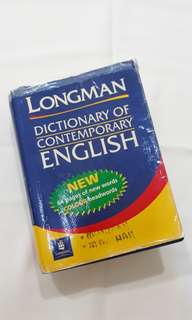 Longman English- English Dictionary