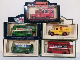 經典汽車模型系列(英國製造)