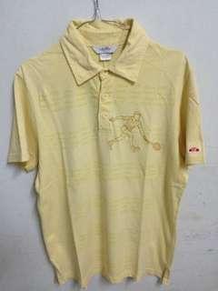Polo Shirt Ellesse Vintage Tennis Sereis Rare