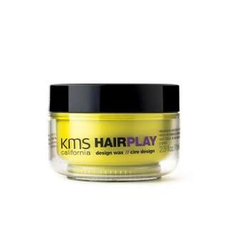 KMS California Hairplay Design Wax 75ml