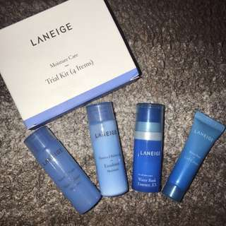 Laneige - Moisture Care (trial kit)