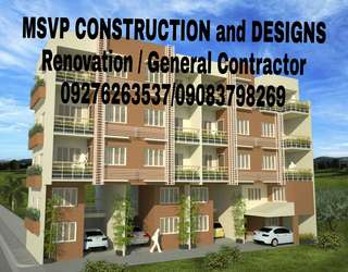 Renovation and General Contractor
