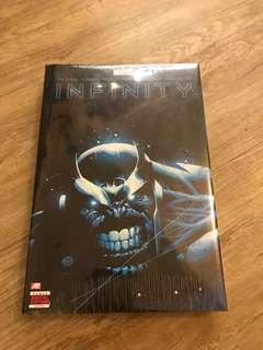 Marvel Infinity Comic Book **100% NEW**