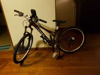 Jamis Trail X3 Mountain Bike