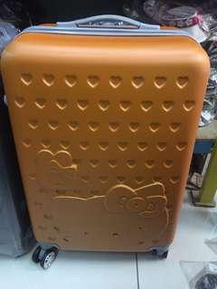"20""+24"" Luggage Bag Hello Kitty"