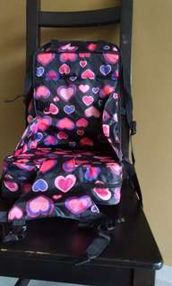 Pre-loved Child Seat Travel Booster