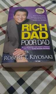 Rich Dad Poor Dad By Robert Kiyosaki - Preloved