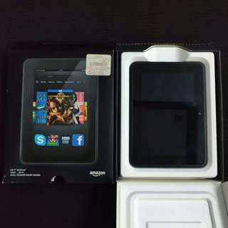 Amazon Kindle Fire 7 HD 16GB
