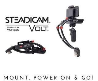 Gimbal Steadicam Volt for mobile phones