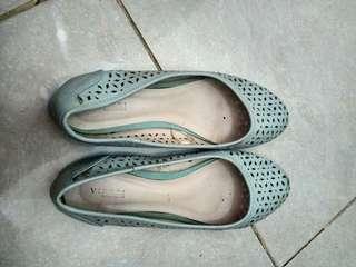 Vincci Baby Blue Shoes