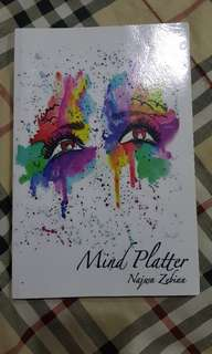 Mind Platter By Najwa Zebian - Preloved