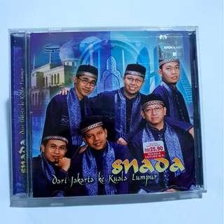 Snada: Dari Jakarta Ke Kuala Lumpur CD