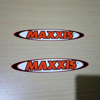 🚚 MAXXIS貼紙