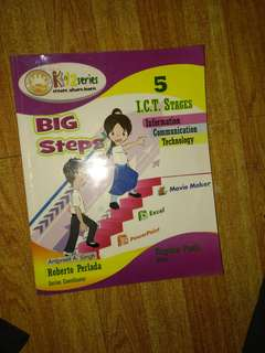 Grade 5 book ict stage