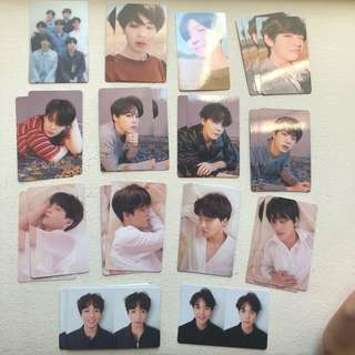 WTS BTS LOVE YOURSELF TEAR PC