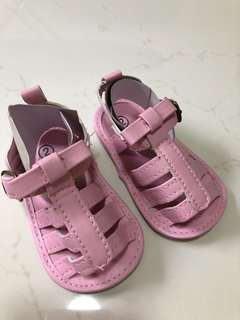 Baby Girl Pink Sandals