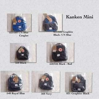 Original Kanken Fjallraven Mini