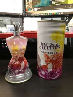 Jean Paul Gaultier Classique Summer version 100ml