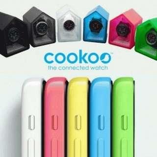 Cookoo Connected Watch Smartwatch Hybrid bisa Konek hp