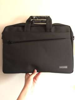 15.6 inch Black Laptop Bag