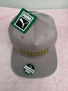 Puma Classic Cap- Rock Ridge-Gold