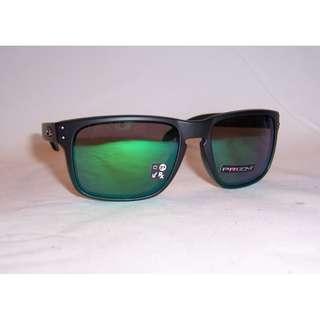 1cf1367a2b Oakley Holbrook Sunglasses OO9102-E455 Jade Fade Prizm Fade NEW