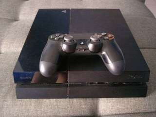 Playstation 4 Jailbroken