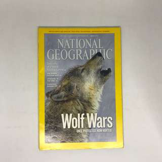 Wolf Wars. Once Protected. Now Hunted. | National Geographic | Issue March 2010