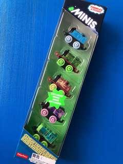 New Thomas Train Minis Glow In The Dark Collectibles Set Toy
