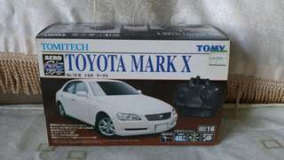 Tomy TOMITECH Aero RC Toyota Mark X 搖控車