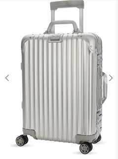 🇬🇧英國直送 代購RIMOWA Topas four-wheel cabin suitcase 55cm