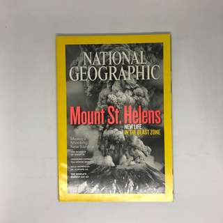 Mount St Helens New Life In The Blast Zone | National Geographic | Issue May 2010