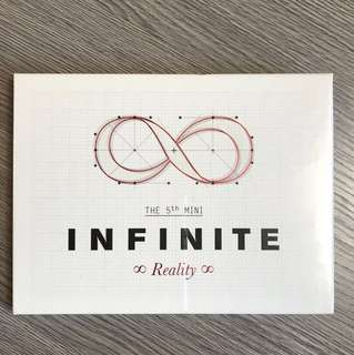 [全新]INFINITE 5th mini album REALITY