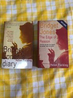 Bridget Jones' Diary and Bridget Jones The Edge of Reason