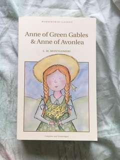 Anne of Green Gables & Anne of Avonlea by L. M. Montgomery