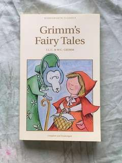 Grimm's Fairy Tales by J. L. C. & W. C. Grimm (Brothers Grimm)