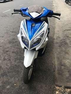 2H Yamaha nouvo lc