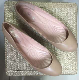 Classic Nude Doll Shoes