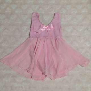 Popatu Pink Ballerina Dress