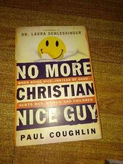 No more christian nice guy book