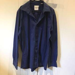 (41) Ben Sherman cotton shirt
