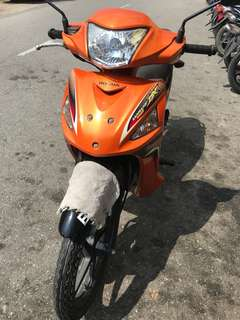 2h honda wave 110 dx
