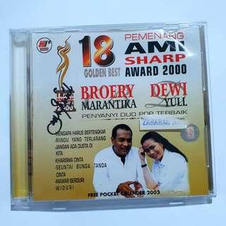 Broery Marantika & Dewi Yull Penyanyi Duo Pop Terbaik CD