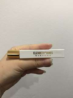 Elizabeth and James Nirvana White EDP 10ml rollerball