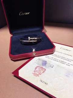 Cartier size 16