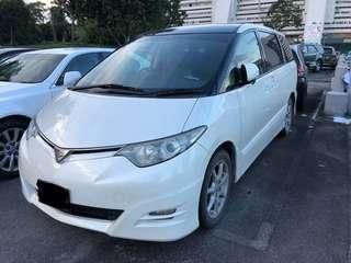 Toyota Estima Acr50 Aeras