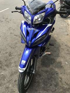 2H Yamaha lagenda 115zr movistar